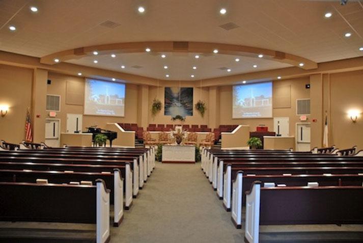 First Baptist Church Woodland Mills Tn